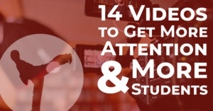 14 Types of Videos That Will Help Your School Get More Attention & More Leads