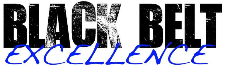black belt excellence logo